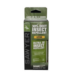 Sawyer Insect Repellent, Ultra 30 Liposome Controlled Release, 4 oz. lotion, 6 per box