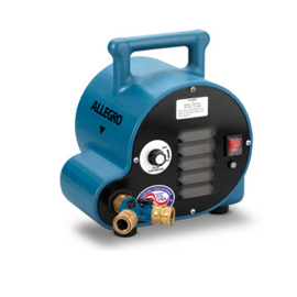 Allegro Breathing Air Blower with EF Couplers