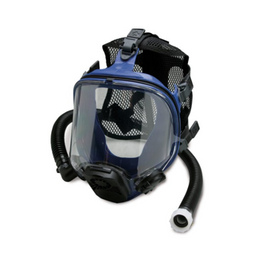 Allegro High Pressure Supplied Air Respirator -  Full Face Mask