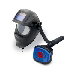 Allegro EZ Air Max Powered Air Purifying Respirator with 7500VX ADF Lens - Welding Helmet
