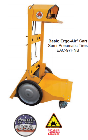 Air Systems Ergo Air Cart - Please choose variation