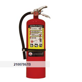 Badger™ Advantage™ 10 lb ABC Extinguisher w/ Wall Hook