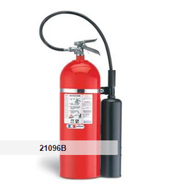 Badger™ Extra 20 lb CO2 Extinguisher w/ Wall Hook