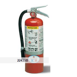 Badger™ Standard 5 lb ABC Fire Extinguisher w/ Wall Hook