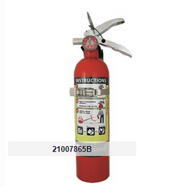 Badger™ Advantage™ 2.5 lb ABC Extinguisher w/ Vehicle Bracket