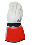 Chicago Protective Apparel Arc Flash Leather Protector Glove - Please Choose Size