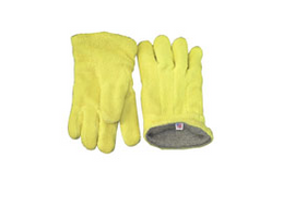 "Chicago Protective Apparel 11"" High Heat Glove, Wool Lined, 22 oz Kevlar Terry - Price per pair"