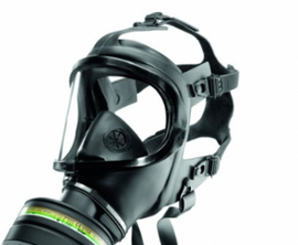 Draeger Panorama CDR 4500 Full Face Mask - CBRN Approved