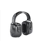Honeywell Howard Leight Thunder Earmuffs - T3 Headband, NRR 30, Black