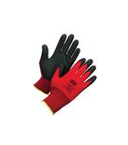 Honeywell North® NorthFlex Red™ Foam PVC Gloves, Large - per pair