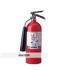 Kidde Pro 5 lb CO2 Extinguisher w/ Wall Hook