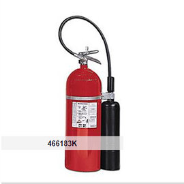 Kidde Pro 20 lb CO2 Extinguisher w/ Wall Hook