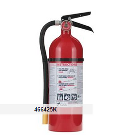 Kidde 5 lb ABC Automotive FC340M-VB Extinguisher w/ Metal Strap Bracket