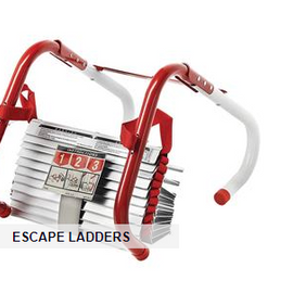 Kidde Escape Ladder, Two-Story, 13'