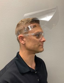 Accuform Disposable Face Shield