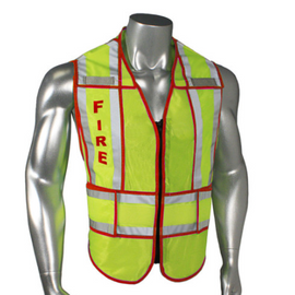 "Radians Breakaway 1"" Split Vest for Police, Fire, EMS or Sheriff"