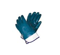 MCR Safety® Predator™ Gloves, Fully Coated, Economy, ANSI Puncture A2 - Blue, per dozen