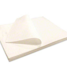 "Mercantile Development 12"" x 13"" White Wiper - 900 per case"