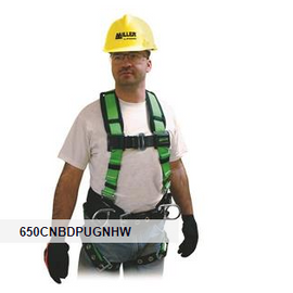 Honeywell Miller® Contractor Harness