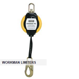 MSA Workman PFL w/ Locking LI Snap Hook