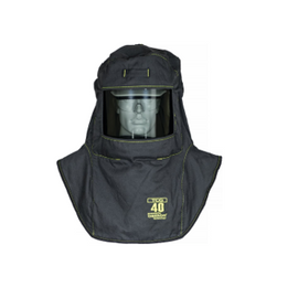 Oberon TCG40™ Series Arc Flash Hood with Hard Cap