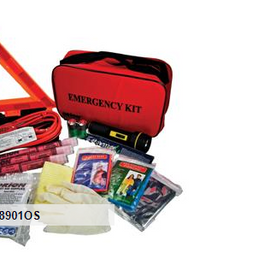 Orion Deluxe Roadside Emergency Kit