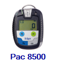 Draeger Pac 8500 Gas Monitors - Choose Gas Type