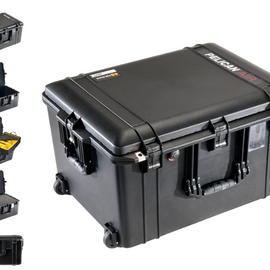 Pelican Air Case with Foam