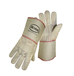 West Chester PIP Heavy Weight Cotton Hot Mill Glove with 2 Layers of Rayon Lining - 30 oz. - size L - Price per 6 dozen pair