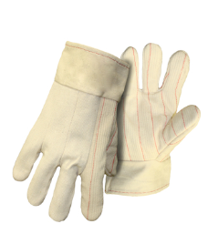 West Chester PIP Extra Heavy Weight Cotton Hot Mill Glove with Felt Lining - Band Top - Price per 6 dozen pair