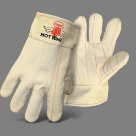 West Chester PIP Extra Heavy Weight Cotton Hot Mill Glove with Felt Lining - Band Top - Please Choose Size - Price per 6 dozen pair