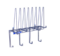 Rackem Safety PPE Storage Rack - PVC Coated for high moisture & chemicals