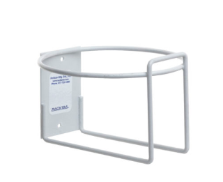 Rackem Safety Large Bottle Rack.  Holds most 1 Gallon (128 oz.) Bottles