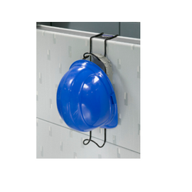 "Rackem Safety 2-Hook Over-the-Cubicle Hard Hat, Coat, Purse Rack , Comply with ANSI Z89.1-1986 Recommendations.  18.75""H x 3""W x 6.5""D"