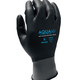Radians RWG35 AQUA Air Breathable Glove - price per dozen pair