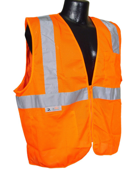 Radians Economy Type R Class 2 Safety Vest - Mesh