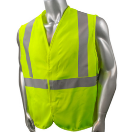 Radians Custom Woven Modacrylic Flame Resistant Class 2 Vest