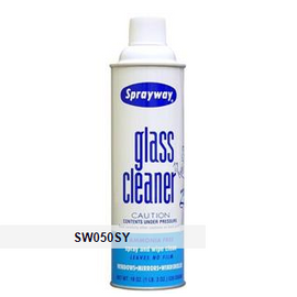 Sprayway® Glass Cleaner - 12 per case