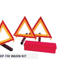 Triple-Triangle Warning Kit