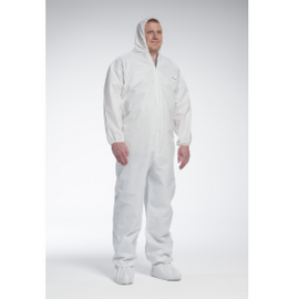 West Chester PIP Posiwear Coverall - case of 25 - Sizes 2XL and 3XL