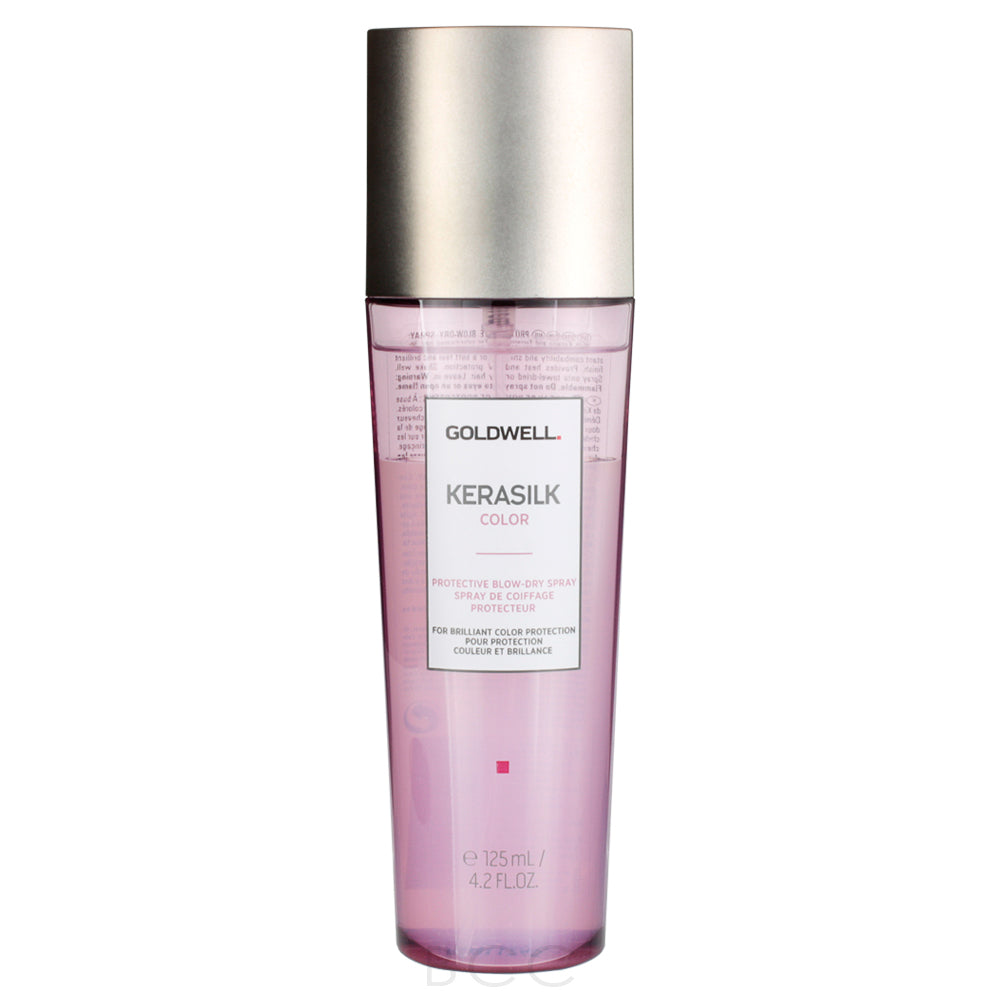 GOLDWELL KERASILK COLOR PROTECTIVE BLOWDRY SPRAY