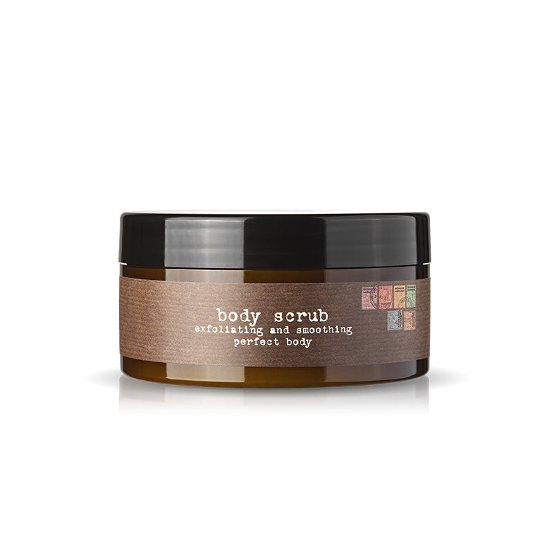 Body Scrub by Nashi Argan