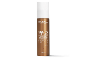 GOLDWELL STYLESIGN CREATIVE TEXTURE CRYSTAL TURN.2