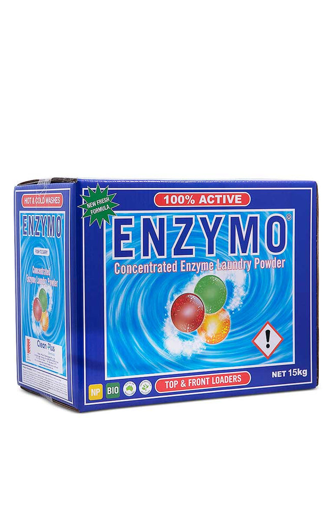 Clean Plus ENZYMO Laundry Powder