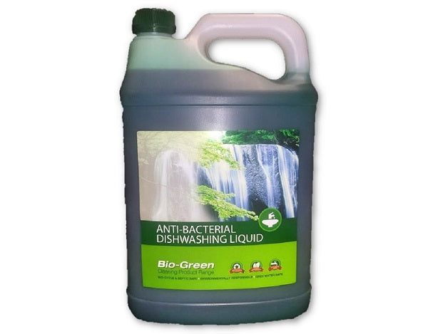 Biogreen Dishwashing Liquid