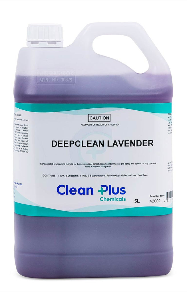 Clean Plus Deep Clean Lavender