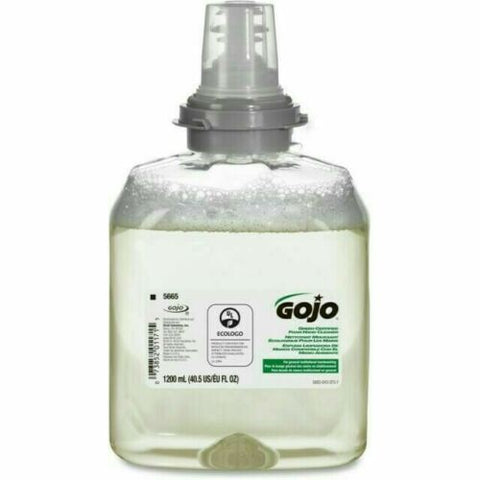 Gojo 5665-02 Mild Foam Hand Wash Fragrance Free (Pack of 2)