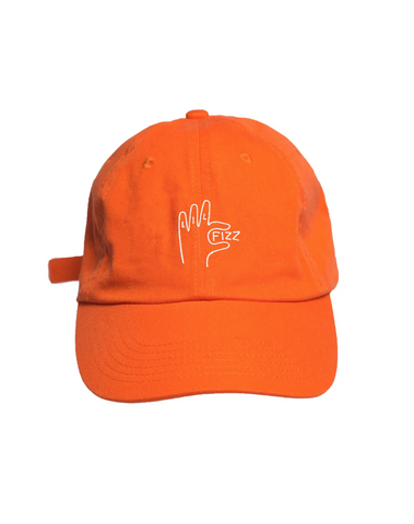 Lil Fizz Dad Hat-No Fine Print Wine