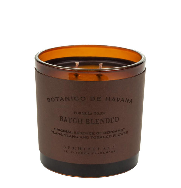 Botanico Letter Press Candle - BodyFactory