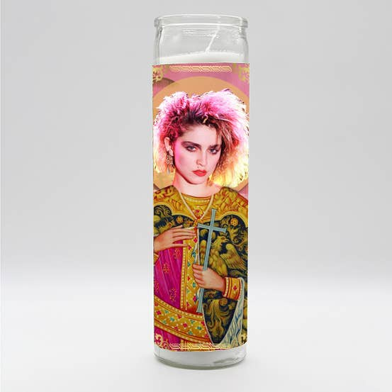 BOBBYK Madonna Candle